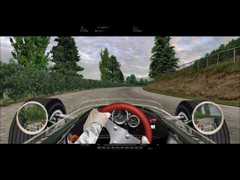 Grand Prix Legends 1967 - Nürburgring - BRM P115 - 7m59 71s