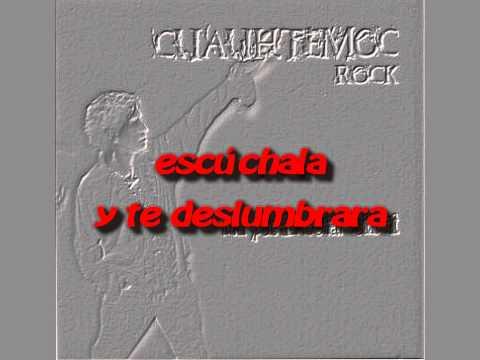 Cuauhtemoc Rock - La Niña De Las Trenzas (LETRA)