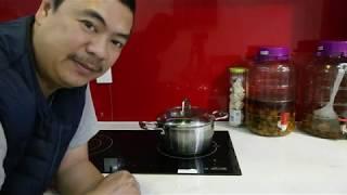 Bếp từ có tốt không? Cách sử  dụng bếp điện quang kết hợp Malloca