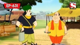 The Invasion Of The Crocodile  Gopal Bhar  Bangla Cartoon  Episode - 631