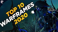 Warframe: Top 10 Warframes to get in 2020