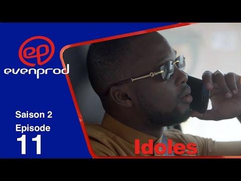 Serie IDOLES - saison 2 - épisode 11
