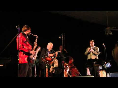 """""""I'M BUILDING UP TO AN AWFUL LET-DOWN"""": MARTY GROSZ at JAZZ AT CHAUTAUQUA 2011"""