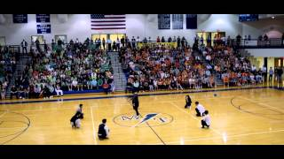 mths breakdance club spring pep rally 2015