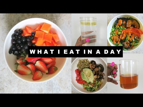 WHAT I EAT IN A DAY | Vegan/ Plant-Based & Low Carb No. 4