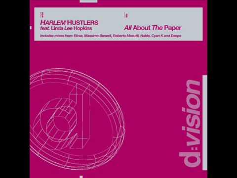 HARLEM HUSTLERS feat. Linda Lee Hopkins - All About The Paper (MASUTTI Ultrasaw Radio Edit)