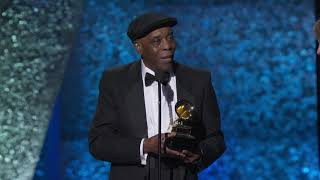 Buddy Guy Wins Best Traditional Blues Album | 2019 GRAMMYs Acceptance Speech