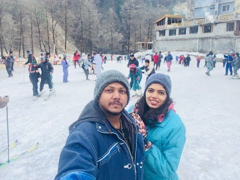 Manali : Honeymoon : 2017, December : New Year s Eve