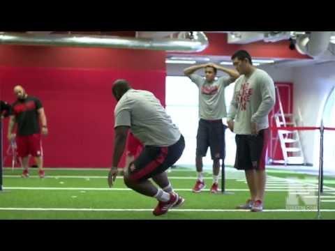 Nebraska Football - NAPL Testing