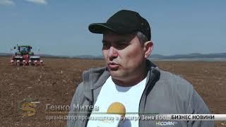 Бизнес новини: Дигитални технологии в зърнопроизводството
