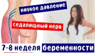 видео 8 - Восьмая неделя беременности: что происходит, развитие эмбриона, советы