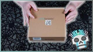 LOOKFANTASTIC BEAUTY BOX | JULY 2021 | UNBOXING