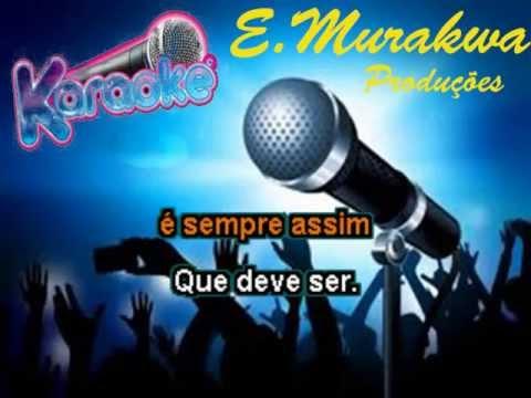 Karaoke Sampa Crew Eterno amor