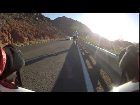 Hoover Dam Bike Ride Part 1 of 2
