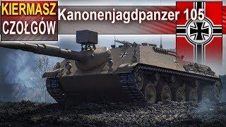 Kanonenjagdpanzer 105 - skryty doręczyciel uwodziciel - World of Tanks