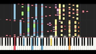 Epoch - Savlonic - The Living Tombstone (IMPOSSIBLE REMIX + FREE PIANO SHEET) EPIC ENDING
