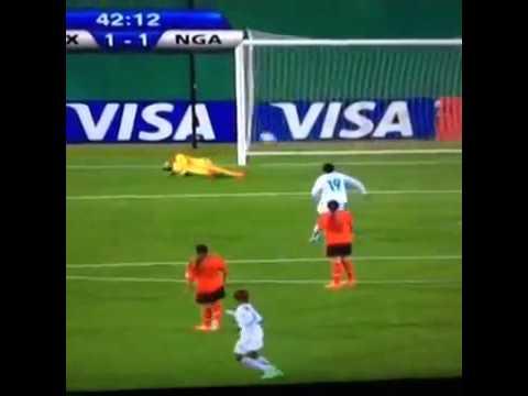Tremendo golazo de Nigeria a Mexico || Mundial femenino sub-20