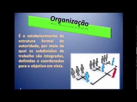 Processo Administrativo - Henri Fayol