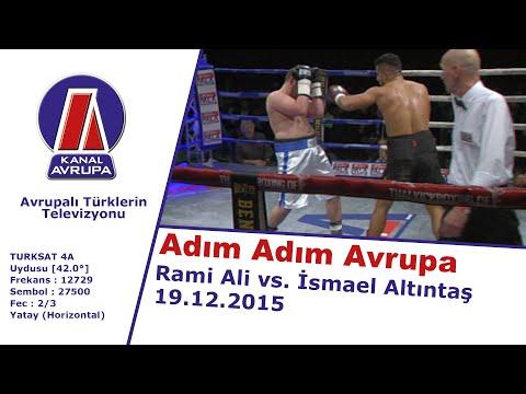 Adım Adım Avrupa: Rami Ali vs. İsmael Altıntaş | Kanal Avrupa