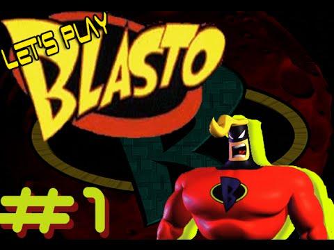 Let's Play Blasto: Episode 1: Captain Troy McClure