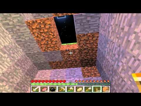 Minecraft - Опасный Поход #3 - НА УЛИЦЕ СНЕЖОК