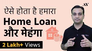 Home Loan Insurance Protection Plan vs Term Plan - Hindi