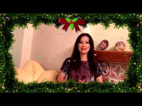 Поздравление зрителей телеканала TVMChannel от Нонны Гришаевой