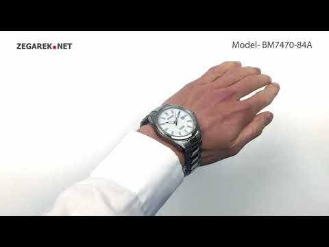 Citizen Titanium BM7470-84A - Zegarek.net
