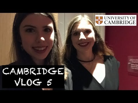 CAMBRIDGE VLOG 5: First dance competition and my sister visits me!