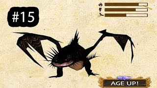 How To Train Your Dragon - School of Dragons - Skrill Evolved Adult [Part 15] [iPad]