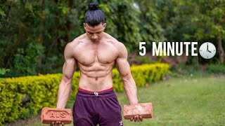 No Gym Full Chest Workout At Home