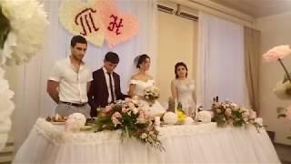 Греческая свадьба, молодожены Тимур и Нина, часть 2