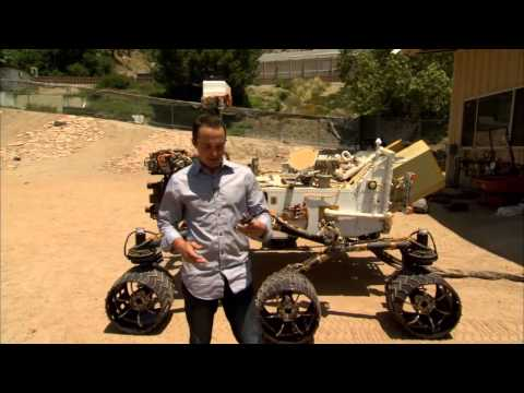 How Does Curiosity Take A 'Selfie'? - Martian Year Report Video