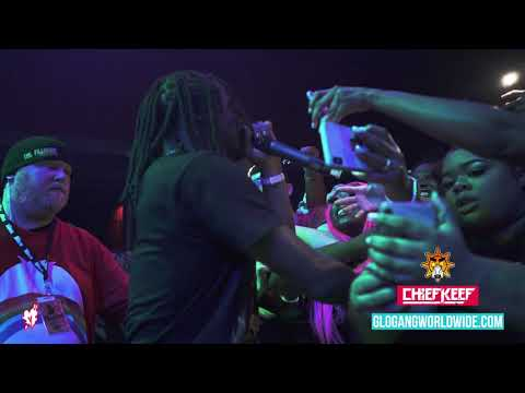 Chief Keef  Live Performance  - Silver Spring, Maryland. 10-31-19