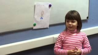 Открытый урок 10 декабря 2014 г. английский язык дети 6-7 лет 2 й год обучения.