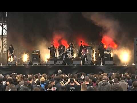 Electric Mary - Let Me Out - Live Hellfest 2010 Mp3