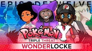 "Pokémon Y Triple Threat Wonderlocke - Ep 12 ""THE NEVER-ENDING ROUTE"""