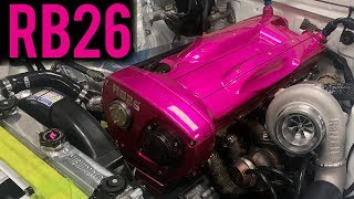 Taking Delivery of the New Engine! (GTR) thumbnail