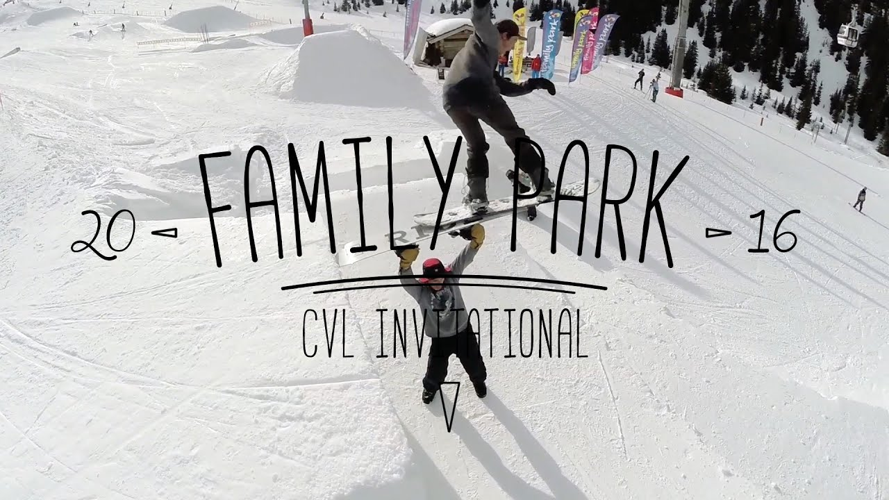 FAMILY PARK  / INVITATIONAL 20I6