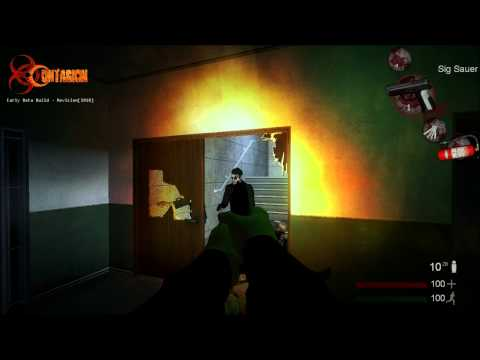 Contagion #2 - Guns, Zombies and Iron Sighted Fire Extinguishers