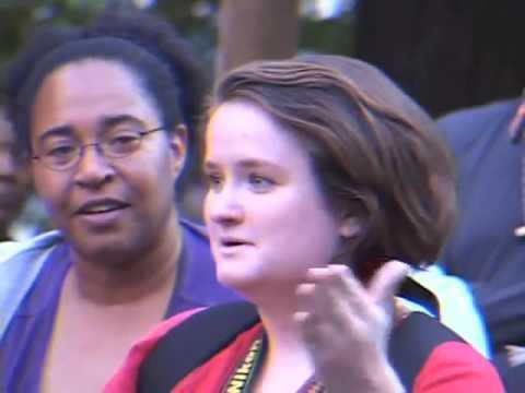 Occupy Atlanta Bans Civil Rights Legend Congressman John Lewis From Speaking