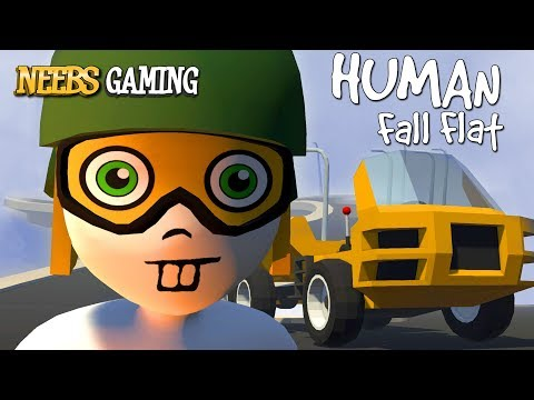 Human Fall Flat : Power Plant