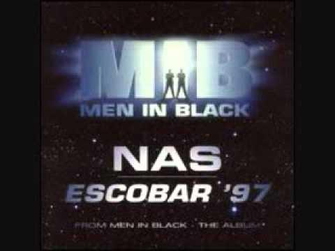 Nas -- Escobar '97 uncensored!!