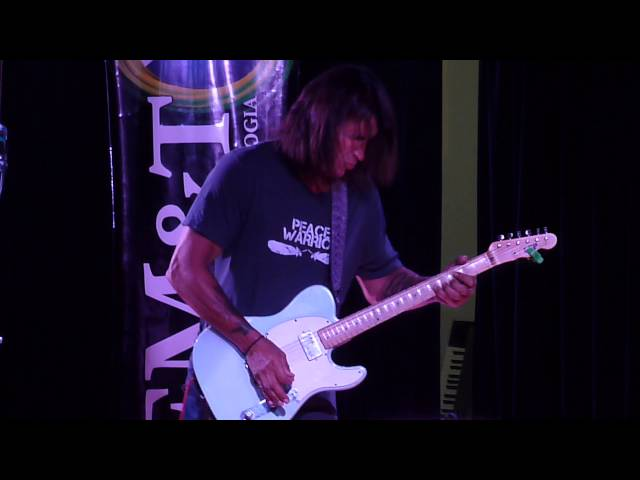 George Lynch - Trial of Tears (Workshop - Sao Paulo, Brazil)