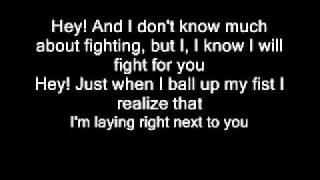 Beyonce 1+1 Lyrics