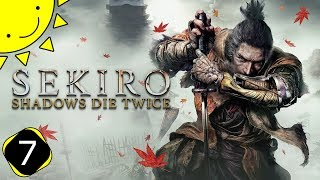 Let's Play Sekiro: Shadows Die Twice | Part 7 - Great Serpent | Blind Gameplay Walkthrough