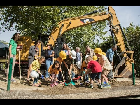 Oregon Zoo breaks ground on new education center