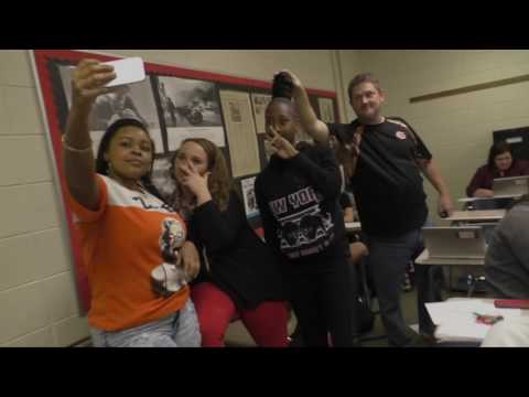 Bryan County High School Mannequin Challenge 3rd Block 2016