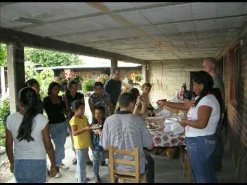 Puebla-ALberta Community Service Exchange: Host Families