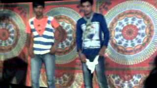 malli and prasad dance